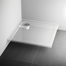 Accessories for shower trays