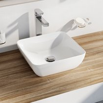 Ceramic washbasin UNI 380 S SLIM