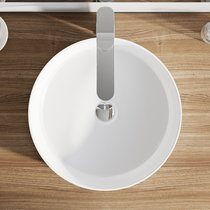 UNI SLIM ceramic washbasin